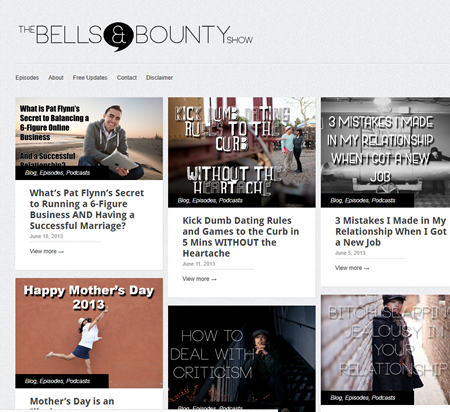 BellsAndBounty.com WP Fix Testimonial