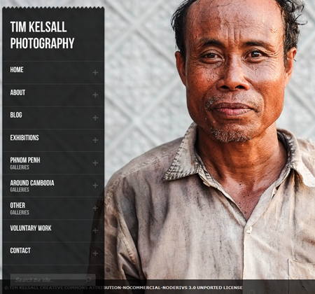 WordPress Repair Testimonial by Tim Kelsall Photography