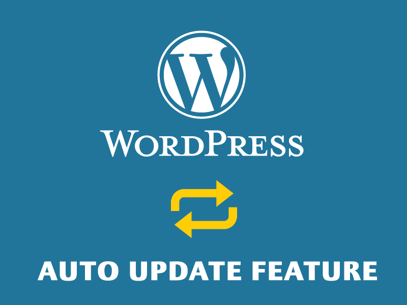 wordpress 3.7 auto update feature