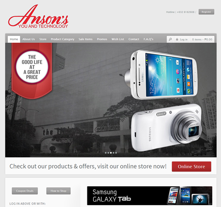 WordPress Repair Services for Ansons.ph