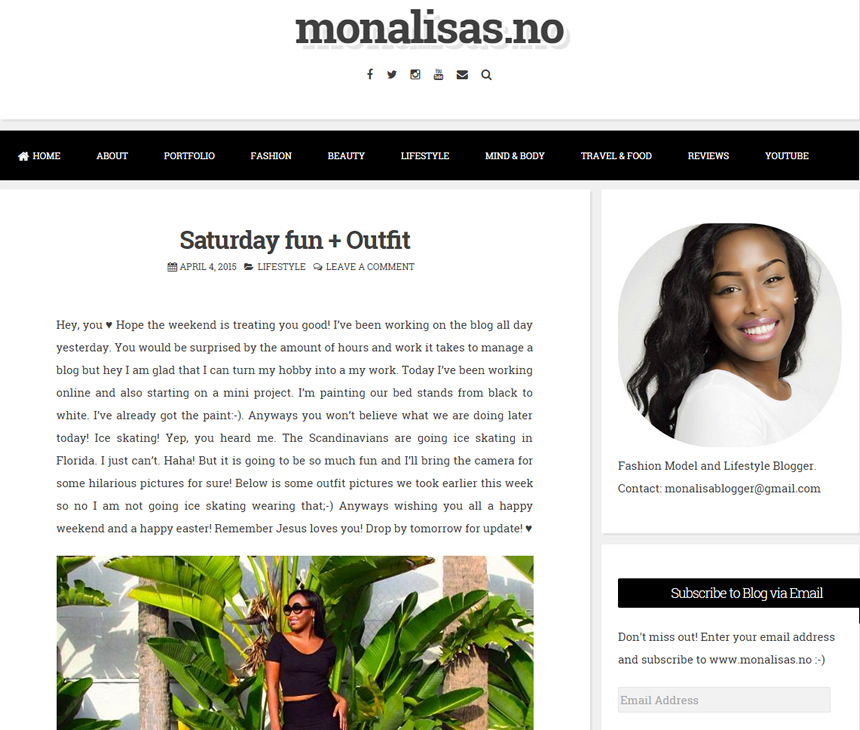 MonaLisas.no Testimonial for WordPress repair Services