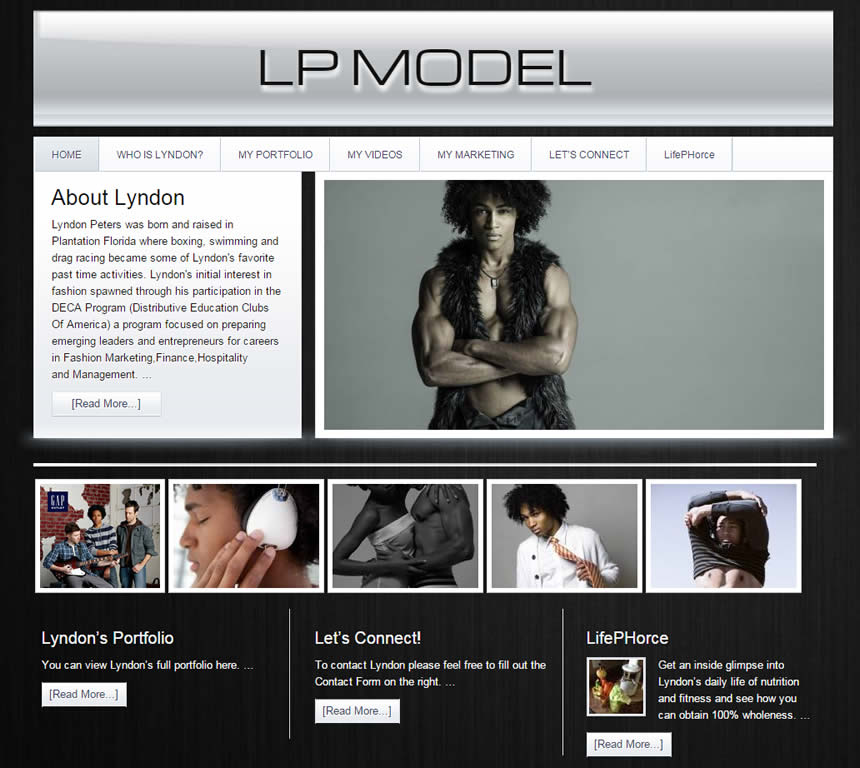 lpmodel.com feedback for FixMyWP