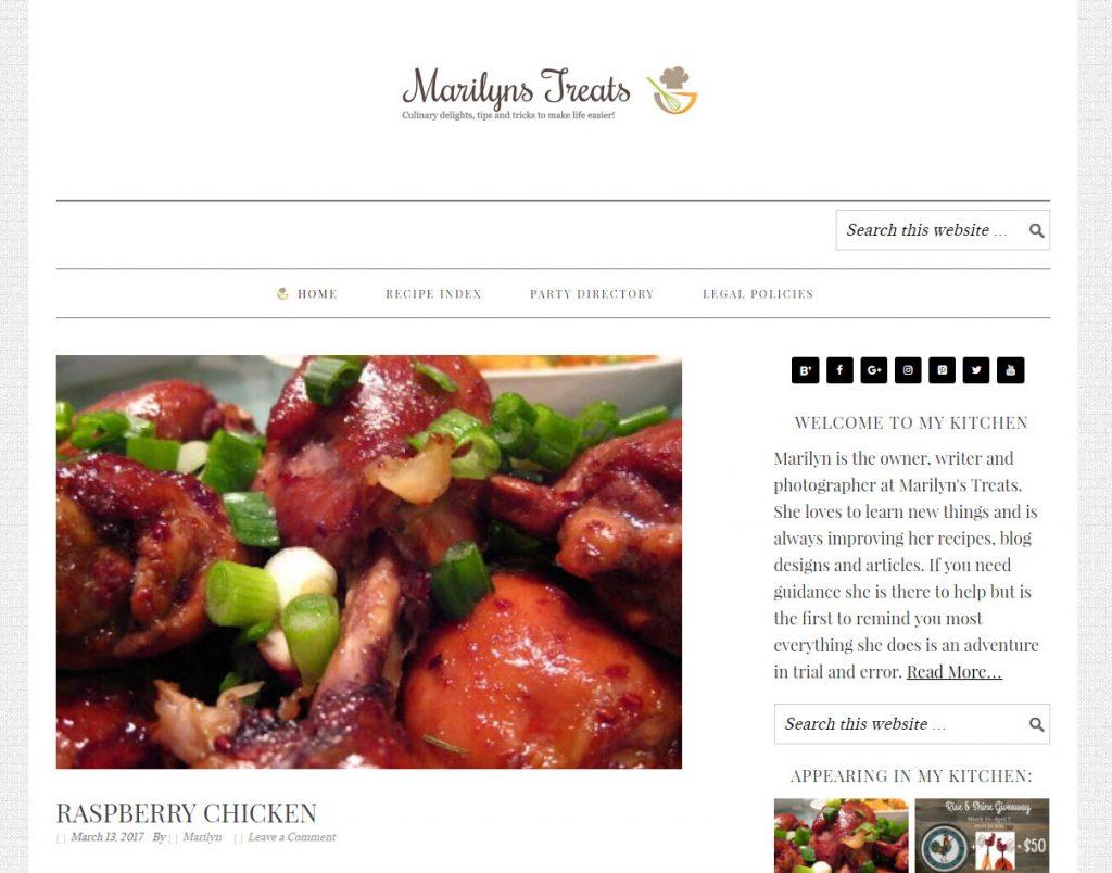 WordPress Fix Testimonial by marilynstreats.com