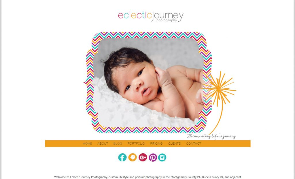 WordPress Testimonial by EclecticJourneyPhotography.com