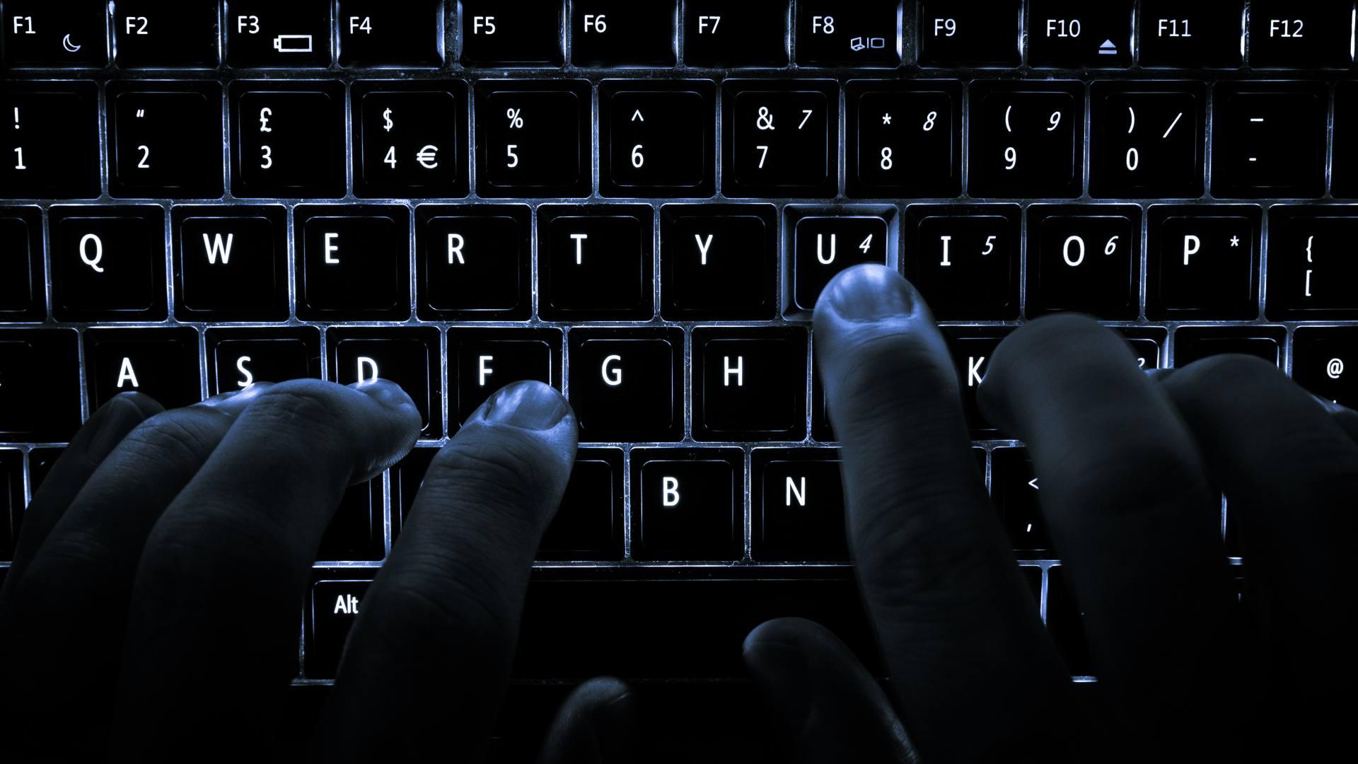 Backlit-keyboard