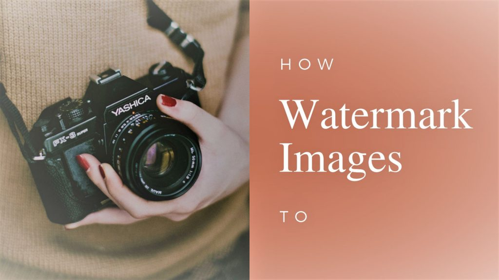 WordPress watermark images on the fly