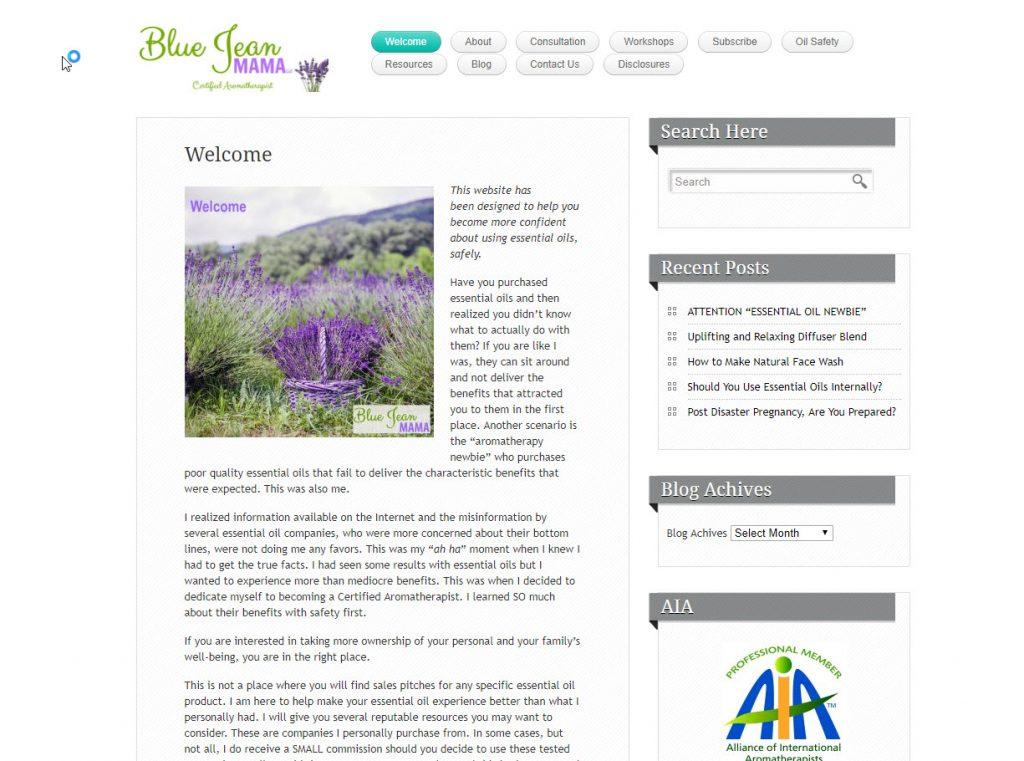 bluejeanmama-com-managed-wordpress-hosting-testimonial