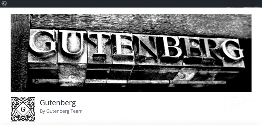 The WordPress Gutenberg Editor - A Comprehensive Guide For